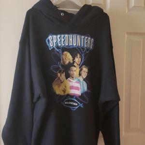 NWT Balenciaga Oversized Sweatshirt